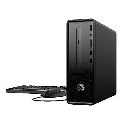 Hp 290 A0020 Slim Desktop Intel