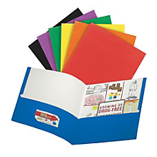 Office Depot Brand 2 Pocket Portfolio
