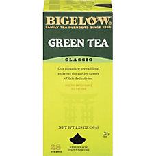 Bigelow Classic Green Tea Box Of