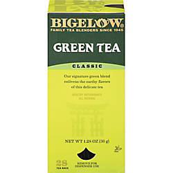 Bigelow Classic Green Tea Box Of