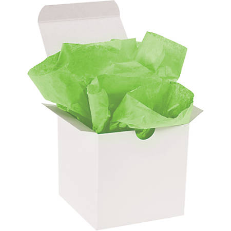 "Office Depot® Brand Gift-Grade Tissue Paper, 15"" x 20"", Citrus Green, Pack Of 960"