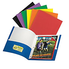 Office Depot Brand 3 Prong Portfolio