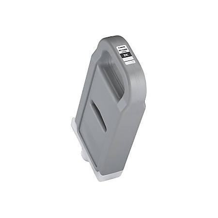 Canon PFI-706 BK - 700 ml - black - original - ink tank - for imagePROGRAF iPF8400, IPF8400SE, iPF8400SE MFP M40, iPF9400, iPF9400S
