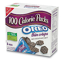 Image result for low calorie snacks oreo