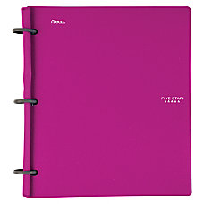 Five Star Flex Hybrid NoteBinder 1