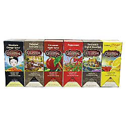 Celestial Seasonings Assorted Teas 2 Oz
