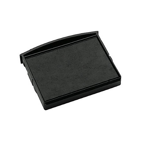 Cosco® Replacement Pad Self-Inking 2200/2300 Date Phrase Stamp, Black