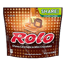 ROLO Milk Chocolate And Caramel Candies