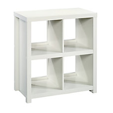 Sauder HomePlus Cube Bookcase 4 Shelves