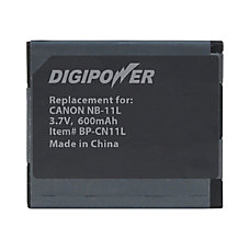 DigiPower Digital Camera Battery