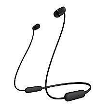 Sony WIC200 Wireless Earbuds Black