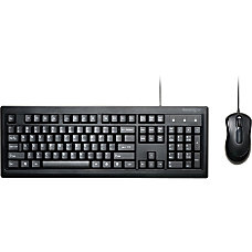 Kensington Keyboard And Mouse Black