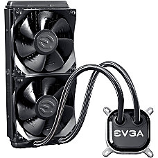 EVGA CLC 240 Cooling FanWater Block