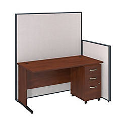 Bush Business Furniture C Leg Desk