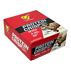 FINISH FIRST Protein Crisp Protein Bar