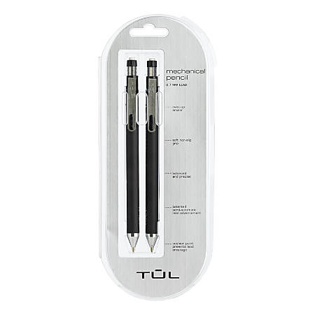 TUL® Mechanical Pencils, 0.7 mm, Pack Of 2