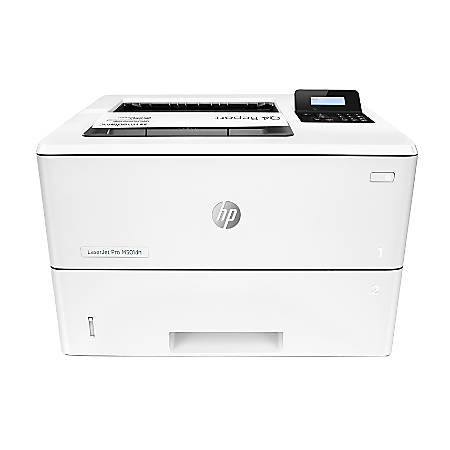 HP LaserJet Pro M501dn Monochrome Laser Printer With Built-in Ethernet And Duplex Printing, J8H61A