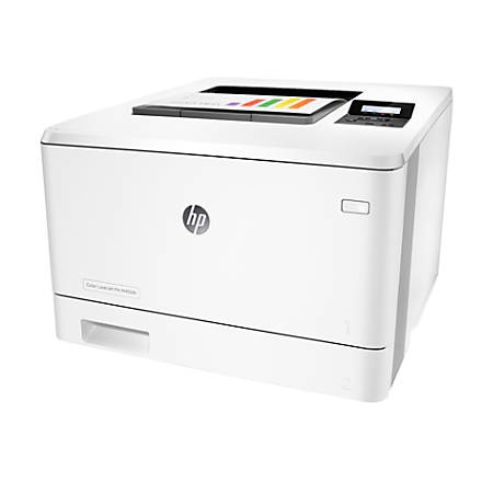 HP LaserJet Pro M501dn Laser Printer With Built-in Ethernet And Duplex Printing (J8H61A)