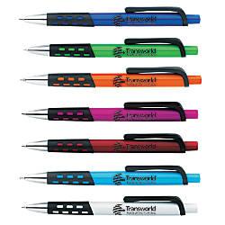 Avenue Retractable Pens Medium Point Black
