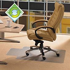 EcoTex Evolutionmat Polymer Chair Mat For