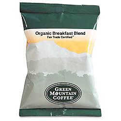 Green Mountain Coffee Fair Trade Organic