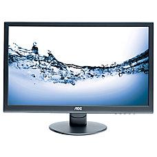 AOC e2752Vh 27 LED Monitor with