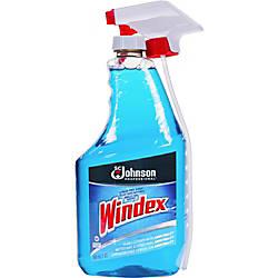Windex reg Glass Cleaner with Ammonia