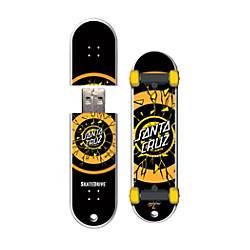 Santa Cruz SkateDrive USB Flash Drive