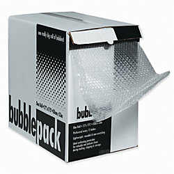"Bubble Dispenser Pack, 5/16"" x 12"" x 100'"