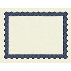 Great Papers Metallic Border Printed Parchment