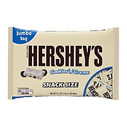 Hersheys Cookies n Creme Snack Size