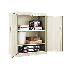 Alera Steel Storage Cabinet 3 Adjustable