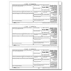 ComplyRight 3922 InkjetLaser Tax Forms For