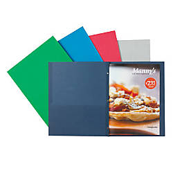 OfficeMax Brand 2 Pocket Folders with