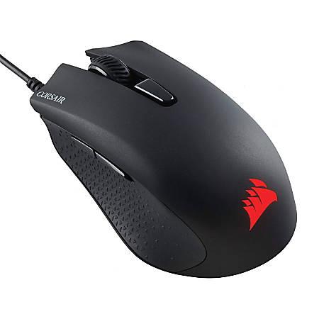 Corsair Harpoon RGB Pro Optical Gaming Mouse, Black, CH9301111NA