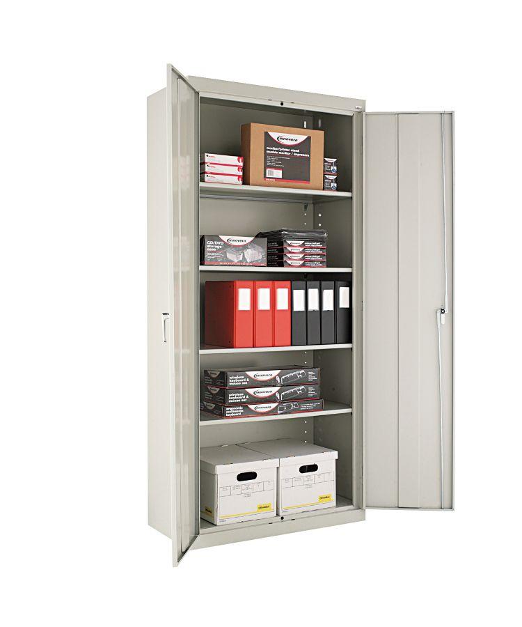 Lovely 5 Shelf Storage Cabinet