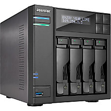 ASUSTOR NAS Server Intel Core i3