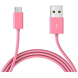 TAMO Micro USB Cable Pink 6ft