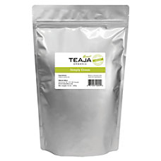 Teaja Organic Loose Leaf Tea Simply