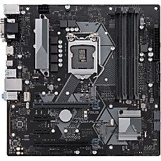 Asus Prime H370M PlusCSM Desktop Motherboard