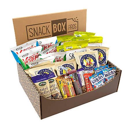 Snack Box Pros Gluten-Free Snack Box, 3.44 Lb