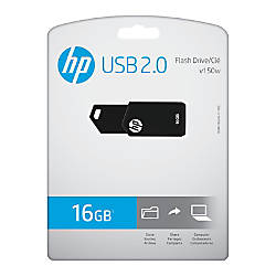 HP v150w USB 20 Flash Drive