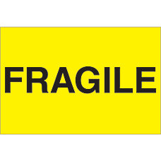 Tape Logic Preprinted Shipping Labels DL1057