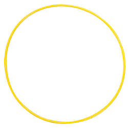 Champion Sports 24 Plastic Hoops Assorted