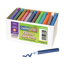 ChenilleKraft Resealable Glitter Glue Pens Pack