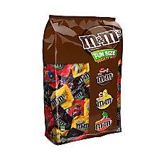 M Ms Fun Size Variety Mix