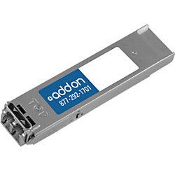 AddOn Cisco DWDM-XFP-51.72 Compatible TAA Compliant 10GBase-DWDM 100GHz XFP Transceiver (SMF, 1551.72nm, 80km, LC, DOM)