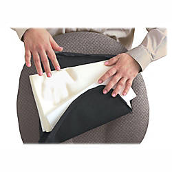 Master Memory Foam Lumbar Support Cushion