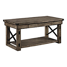 Ameriwood Home Wildwood Coffee Table Rectangular