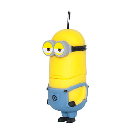 Despicable Me 2 Minions USB Flash Drives, 16GB, Kevin